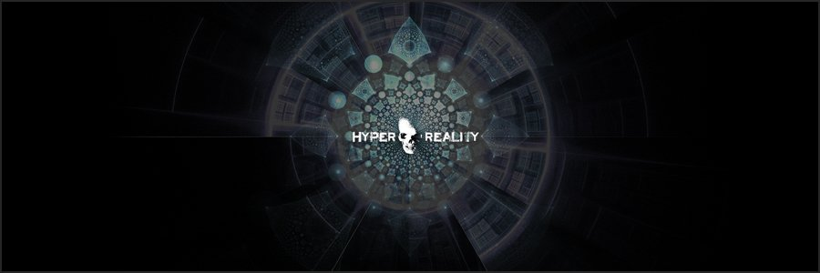 Hyper Reality Records Wallpaper